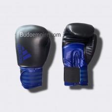 """Боксерские перчатки Adidas """"Hybrid 100"""" (черный/фиолетовый, ADIH100)"""