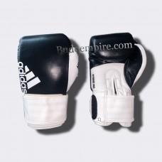 "Боксерские перчатки Adidas ''Hybrid 200"" (черно-белый, ADIH200)"