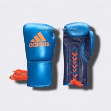 """Профессиональные перчатки Adidas """"Glory"""" (синий, ADIBCM06)"""