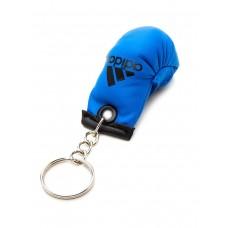 Брелок Adidas Key Chain Mini Karate Glove (синий, ADIACC010)