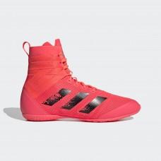 Обувь для бокса (боксерки) Adidas Speedex 18 (розовые, FX1995)
