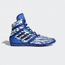 Обувь для борьбы (борцовки) Adidas Flying Impact (синий, AC7492)