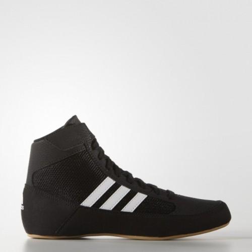 Обувь для борьбы (борцовки) Adidas Havoc (черный, AQ3325)