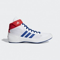 Обувь для борьбы (борцовки) Adidas Havoc (белый, BD7129)