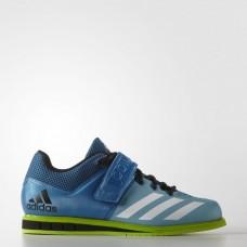 Штангетки Adidas Powerlift 3 (синий, AQ3331)