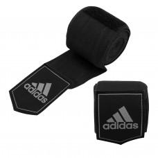 Боксерские бинты Adidas (черные, ADIBP031)