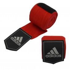 Боксерские бинты Adidas (красные, ADIBP031-RED)