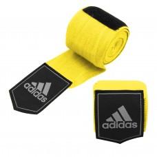 Боксерские бинты Adidas (желтые, ADIBP031)