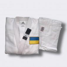 Кимоно Adidas Champion II Olympic IJF (белый,JIJFSMUOG\WH)