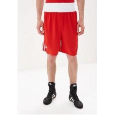 Боксерские шорты Adidas Base Punch New (красные, ADIBTS02)