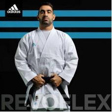 Кимоно для карате Adidas RevoFlex (белый, K190SK)