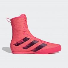 Обувь для бокса (боксерки) Adidas Box Hog 3 (розовые, FX1991)