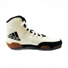 Обувь для борьбы Adidas Tech Fall 2 (черно/белый, FU8172)