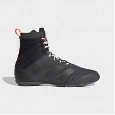 Обувь для бокса (боксерки) Adidas Speedex 18 (черный, FW0385)
