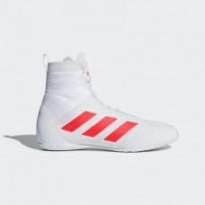 Обувь для бокса (боксерки) Adidas Speedex 18 (белый, B96493)