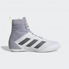 Обувь для бокса (боксерки) Adidas Speedex 18 (серый, FW0386)
