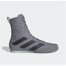 Обувь для бокса (боксерки) Adidas Box Hog 3 (серые, EF2976)