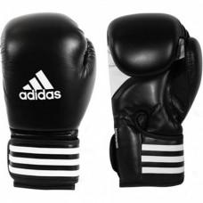 "Боксерские перчатки Adidas ""Kickpower 100"" (черный, ADIKP100)"