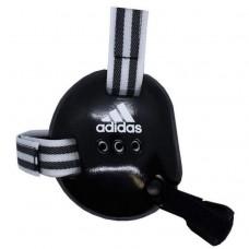 Борцовская защита для ушей детская (наушники) Adidas (AE-201, черные)
