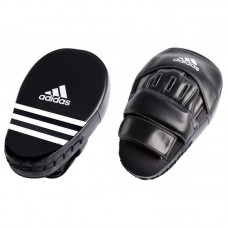 Лапы Adidas Training Long Leather (черная, ADIBAC02)