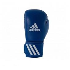Боксерские перчатки Adidas WAKO (синий, ADIWAKOG2_BR)