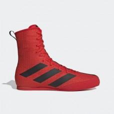 Обувь для бокса (боксерки) Adidas Box Hog 3 (красные, F99922)