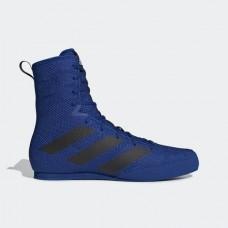 Обувь для бокса (боксерки) Adidas Box Hog 3 (темно синие, F99920)