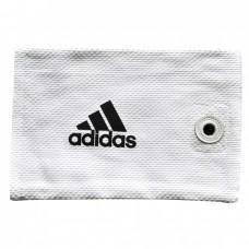 Захват Adidas для тренировок дзюдо (белый, ADIACC070)