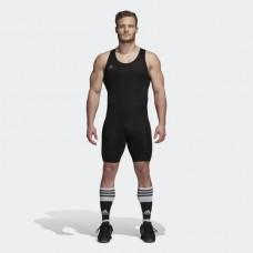 Костюм для тяжелой атлетики Adidas PowerLiftSuit (черный, CW5648)