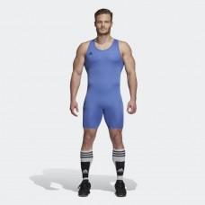 Костюм для тяжелой атлетики Adidas PowerLiftSuit (синий, CW5646)