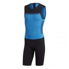 Костюм для тяжелой атлетики Adidas Crazypowersuit (синий, CW5655)