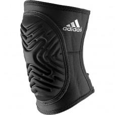 Наколенники защитные Adidas универсальные (черные, AK-100-BK)