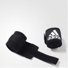 Боксерские бинты Adidas (белые, ADIBP031)