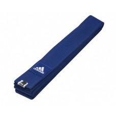 Пояс для кимоно Adidas серии ELITE (синий, ADIB240D)