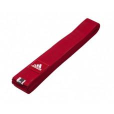 Пояс для кимоно Adidas серии ELITE (красный, ADIB240D)