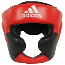 Шлем тренировочный Adidas Super Pro Extra Protect (красно-черный, ADIBHG041)