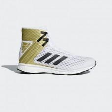 Обувь для бокса (боксерки) Adidas Speedex Boost 16.1 (белые, DA9881)