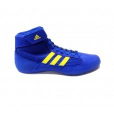 Обувь для борьбы (борцовки) Adidas Havoc (синий, FV2473)