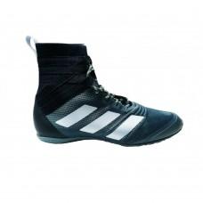 Обувь для бокса (боксерки) Adidas Speedex 18 (темно синий, FW0390)