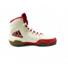 Обувь для борьбы Adidas Tech Fall 2 (красно/белый, FW0395)