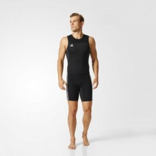 Костюм для тяжелой атлетики Adidas Weightlifting Climalite (черный, Z11183)