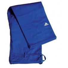 Штаны для для дзюдо Adidas (синие, JT275)
