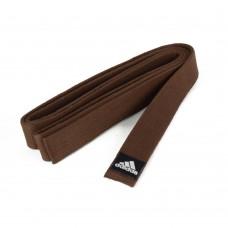 Пояс для кимоно Adidas серии ELITE (коричневый, ADIB240D)