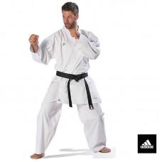 Кимоно для карате Adidas Kumite Fighter (белый, K220KF)