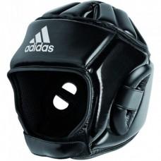 Шлем тренировочный Adidas MMA Combat (черный, ADIBHG051)