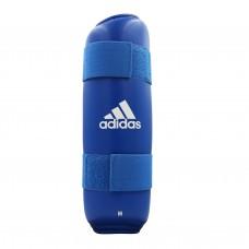 Защита голени Adidas с лицензией WKF (синий, 661.25)