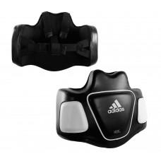 Тренерский жилет Adidas Super Body Protector (черно/белый, ADISBP01)