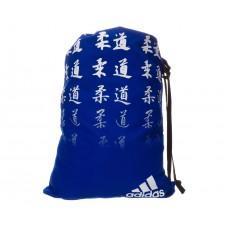 Сумка - мешок для кимоно Adidas (синий, ADIACC123)